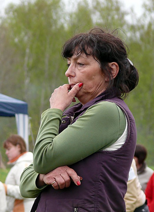 Pia Razera Brulin, teisėja iš Švedijos, Daivos G. nuotrauka