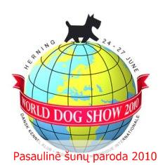 Pasaulinė šunų paroda 2010