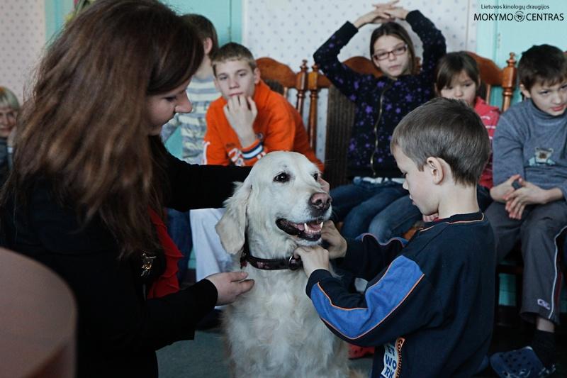 Švietimas, retriverių gerųjų savybių populiarinimas bei tinkamo elgesio su šunimi skatinimas visuomet išliks mūsų klubo prioritetas!